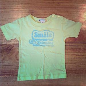 NWT Bonpoint baby T-shirt - 12m